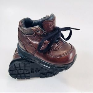 Nike Shoes - Nike Air Infant Leather Sneakers
